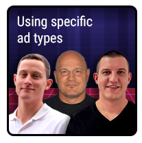 Episode 10 – Using specific ad types to acquire market share