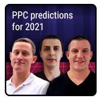 PPC predictions for 2021